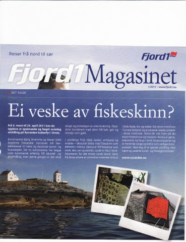 Fjord 1 Magasinet
